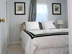 Cape Cod Vacation Home Queen Bedroom