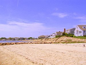 Cape Cod Holiday rental :: Local Beach