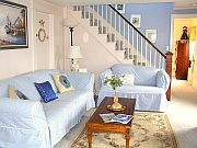 Cape Cod Holiday Rental Living Room